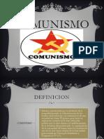 Comunism o 2