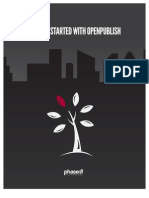 Getting Started with OpenPublish.pdf