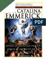 120405472 Tomo 08 Desde La Segunda Pascua Hasta El Regreso de La Isla de Chipre Beata Ana Catalina Emmerick Visiones y Revelaciones