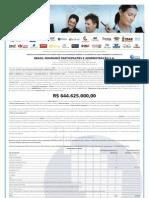 Brasil Insurance - Anúncio de Encerramento