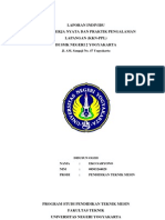 Laporan Kkn Ppl Di Smk n 2 Yogyakarta Oleh Eko Saryono 08503244029 Pt Mesin Ft Uny