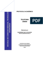 2013 I Telefonia Protocolo