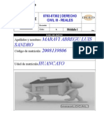 Ta-5-0703-07302 Derecho Civil III - Reales
