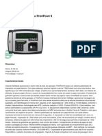 DIMEP - REP - Relógio de Ponto PrintPoint II