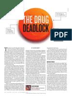 Esquizofrenia-el Punto Muerto de La Droga-nature