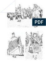Dibujos de La Tunantada