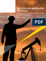 Oilandgas Risk Opportunity