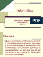 Presentacion de Informática