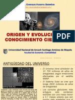 EVOLUCIÓN HISTÓRICA DEL CONOCIMIENTO CIENTÍFICO_Enrique Huerta Berríos