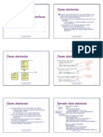 Tema 9 Clases Abstractas e Interfaces