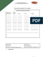 Analisis granulometrico ciclosizer
