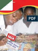Straight Talk Foundation Annual Report, 2006