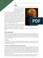 Biografía Zygmunt Bauman