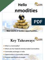 Hello Commodities (ATC)