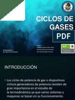 Ciclos de Gases