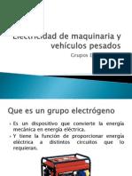 Grupos electrogenos; Teoría