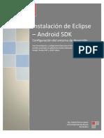 Guía de instalación de Eclipse