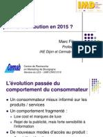 02 MARC FILSER Quels Clients Pour La Distribution en 2015