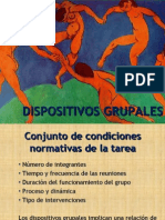 Dispositivos grupales