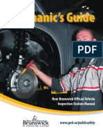 NB Vehicle Inspection Manual