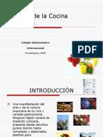 Historia de Cocina Mexicana 1