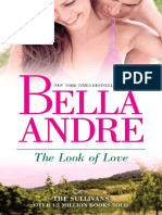 The Look Of Love by Bella Andre - Chapter Sampler
