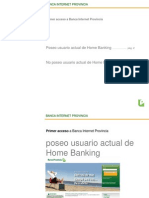 BIP - Primer Acceso Para Usuarios Que Poseen o No Clave