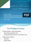 Peace Education