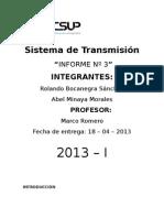 Sistema de Transmisión 3