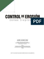 Control de erosión en zonas tropicales