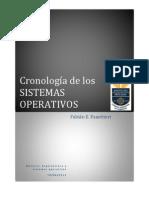 Cronología de los Sistemas Operativos
