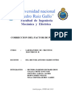 Coreccion Del Factor de Potenc