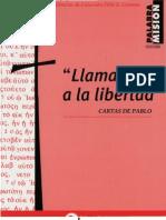 Equipo Biblico Claretiano - Llamados a La Libertad