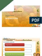 Frutas y Hortalizzas en Colombia