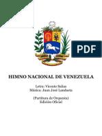 Imslp185608-Pmlp150183-Himno Nacional de Venezuela - Score and Parts