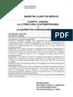 Introduccion a La Literatura Hispanoamerivna Contemporanea