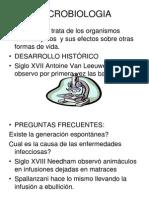 Clasificacion de Bacterias