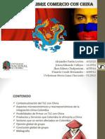 TLC OK con China Tarea Globalización