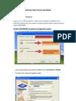 Manual Práctico de Datamine
