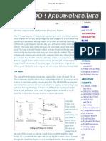 Arduino Info DC Motors 2