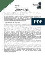 Chile_ 1831-1861 Actividades)