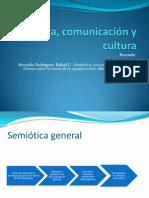 Semiótica, comunicación y cultura