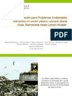 Legislación para problemas ambientales