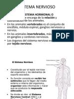 Sistema Nervioso en Los Seres Vivos Ietar 2012