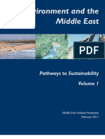 Environmental Conflict in middle east