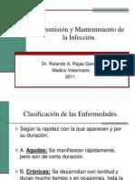 1. Transmisión y mantenimiento de la Infección Mikro