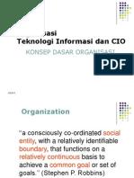 4 Organisasi