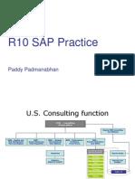 SAP Practice