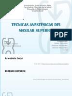 Anestesia Bucal (Diapositivas)