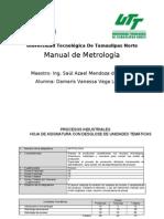 Manual Metro Log i A